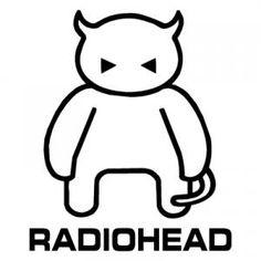 radiohead logo - Google Search