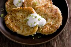 Mashed Potato Cakes...a great leftover recipe. Pair with a Rose!