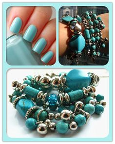 Ohhh give me some turquoise!