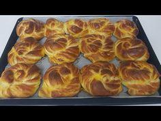 Το μόνο κακό του είναι εθιστικό! ΣΟΥΠΕΡ ΜΑΛΑ Βούτυρο ψωμάκια! Είναι πολύ εύκολο και ευχάριστο! # 334 - YouTube