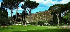 Rome Cavalieri Hilton This is where we stayed in Rome