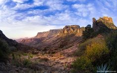 3. Big Bend Scenic Loop, Texas Road TripStarting point: Panther Junction Visitor Center, Big Bend Na... - Dean Fika, Shutterstock