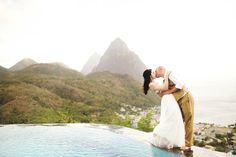 St. Lucia Wedding   Stephanie Parsley Photography