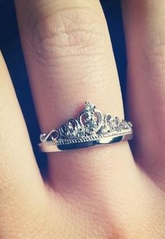 Crown Ring-my daughter and I need this