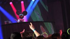 Deadmau5 the king of Techno and Dubstep