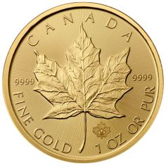 2016 Canadian Maple Leaf Gold Coins - 1 oz. | goldankauf-haeger.de