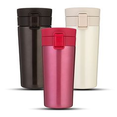 Newest 350ML Stainless Steel Thermoses Cup Thermocup Insulated Tumbler Vacuum Flask Garrafa Termica Thermo Mug Travel Bottle #Affiliate