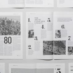 Trendy Ideas For Brand History Design Layout Magazine Page Layouts, Magazine Layout Design, Book Design Layout, Print Layout, Editorial Design Layouts, Leaflet Design, Booklet Design, Graphic Design Resume, Typography Design