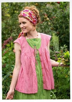 """""""Birgit"""" eco-cotton blouse – Nyttans trädgård – GUDRUN SJÖDÉN – Webshop, mail order and boutiques 