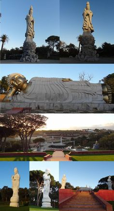 Buddha Eden - Os grandes budas