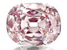 "pink Multi Million Dollar ""Princie Diamond"" Sells at Auction"