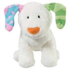 The Snowman Snowdog Bean Toy
