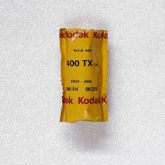 Kodak Tri-X 400 120 Film Single Christmas Gift