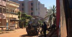 Atentado en Mali ,hay 3 muertos y 9 heridos.Mario 6ºA