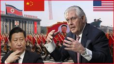 Latest News⚓ US Will Apply Sanctions If China Does Not Restrain North Korea