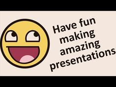 Creative Presentation Ideas For Beginners And Experts - YouTube