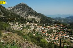Englouvi (Heartland of the interior), excursions, Lefkada