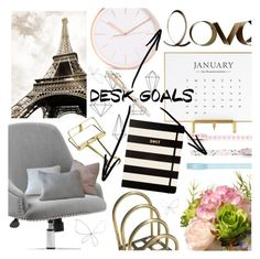 """""""Untitled #46"""" by blackdust ❤ liked on Polyvore featuring interior, interiors, interior design, home, home decor, interior decorating, National Tree Company, Umbra, PBteen and Sugar Paper"""