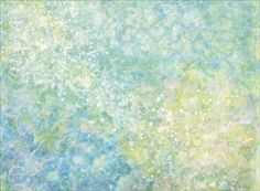A 5-Year-Old Girl With Autism Creates Remarkable Paintings That Belong In A Gallery - Iris Grace - Follow the Fleet