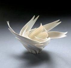 Jennifer McCurdy: Peony Nest • Ceramics Now - Contemporary ceramics magazine