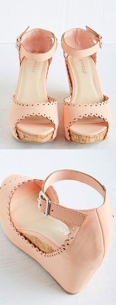 Sweetheart And Sole Wedges