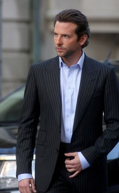 Bradley Cooper you clean up well!