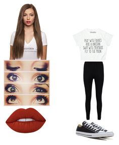 Designer Clothes, Shoes & Bags for Women Heart Aches, Fall Outfits For School, Lime Crime, Boohoo, Converse, Shoe Bag, Polyvore, Stuff To Buy, Shopping