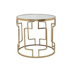 Sierra Side Table Size: (D) x (H) Ships in: 1 to 3 days, subject to stock availability.