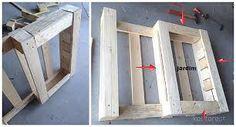 Resultado de imagem para abrigos jardim de paletes madeira