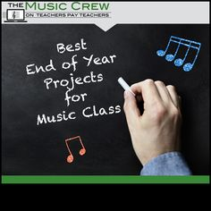 Spring break is over. Testing is in full swing in many schools. What kind of projects will keep the students' attention? Here are four great blog posts with ideas for end-of-the-year projects that your students will love. Juba and Folk Instruments My Floating Down the River blog has a post about a great project my …