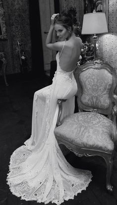 / Wedding gown / Inbal Dror