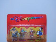 Vintage Disney Afternoon Toy Set 1991