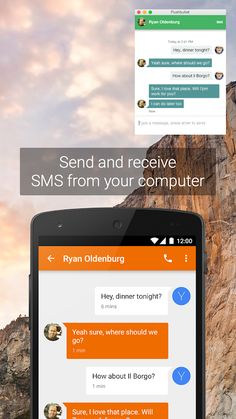 Pushbullet - SMS on PC and more - Apps on Google Play Android Hacks, Best Android, Android Smartphone, Alarm App, Wifi Names, Send Text Message, Camera Shutter, Blur Photo, Windows Software