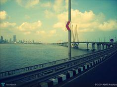 sea link #Creative #Art #Photography @Touchtalent.com