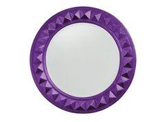 "Howard Elliott Collection Fantasia 32""-diameter resin mirror, $309, bellacor.com"