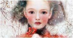 Художница Yokota Miharu | 'Фарфоро-Ангельское...'. Обсуждение на LiveInternet - Российский Сервис Онлайн-Дневников