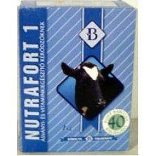 Bábolna Nutrafort-1 ásványi és vitaminkiegészítő marháknak  25 kg