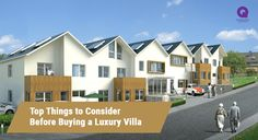 TOP 15 THINGS TO CONSIDER BEFORE BUYING A LUXURY VILLA