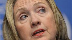 Hillary Clinton, secrétaire d'État américaine