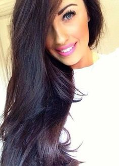Brown With Dark Brownblack Lowlights Gorgeous Hair By Instagram Roxanne L