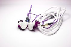 Unique Melody Merlin custom earphones. So awesome