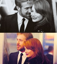 """Show me someone that wouldn't give it all up for Emma Stone, and I'll show you a liar"" - Ryan Gosling. One comment that makes both of them so much hotter. Well played, Gosling. Well played."