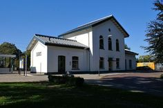 Monumentera - Locatie - Station Vught