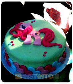 Torta de cumpleaños My Little Pony