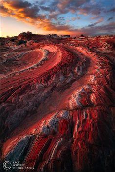 Red Dragon Vermillion Cliffs, Arizona