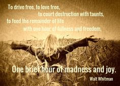 """My Inspiration for the Title """"Madness & Joy"""" Lead Belly, Walt Whitman, Love Is Free, Madness, Joy, Movie Posters, Life, Character, Glee"""