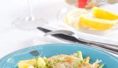 Šťavnaté rybie filé