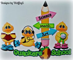 ELITE4U-SCHOOL-DUCKS-paper-piecing-premade-scrapbook-page-album-border-WOLFFEY5                Mouse over image to zoom                                               Have one to sell? 	Sell it yourself           ELITE4U SCHOOL DUCKS paper piecing premade scrapbook page album border WOLFFEY5