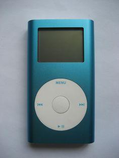 Apple iPod Mini (4 Gb) from 2004