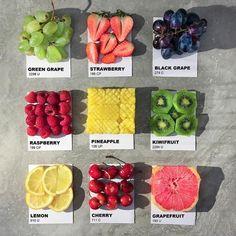 """Diciamo che questa cosa di """"mangia sempre a colori"""" ci sta prendendo un po' troppo la mano 🤣!  Questo è di livello PRO -> scegliere il cibo base alla scala PANTONE! Buongiorno"""